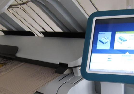 WVI-aanbod inzake het scannen van plandocumenten
